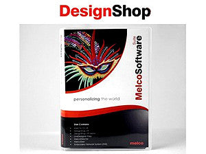 DesignShop V10 Embroidery Software