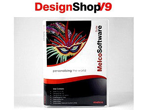 DesignShop V9 Embroidery Software