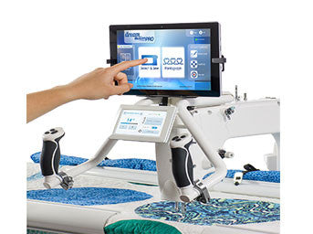 Brother Dream Motionô Software with Quilting Automation
