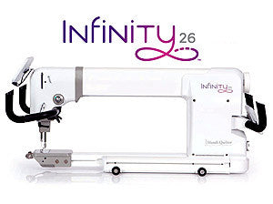 Handi Quilter HQ26 Infinity Long Arm Quilter With 12-Foot Gallery Frame