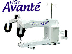 Handi Quilter HQ18 Avante Long Arm Quilter With 12-Foot Studio Frame