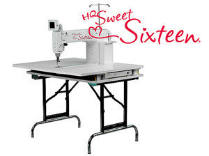 Handi Quilter Sweet Sixteen Newest Model Long Arm Quilter