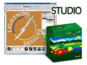 Happy Stitch And Sew 2.0 Studio Embroidery Software