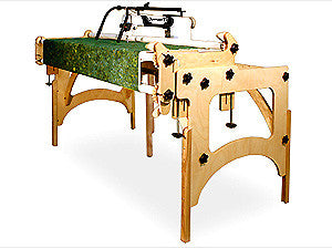 Hinterberg Stretch Machine Quilting Frame
