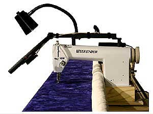Hinterberg Weekender Sewing Quilting Machine