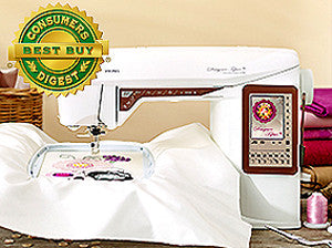 Husqvarna Viking Designer Topaz 40 Sewing And Quilting Machine
