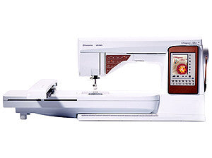Husqvarna Viking Designer Topaz 50 Sewing And Embroidery Machine