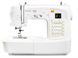 Husqvarna Viking H|Class 100Q Computerized Sewing Machine