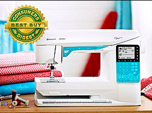 Husqvarna Viking Opal 650 Computerized Sewing Machine