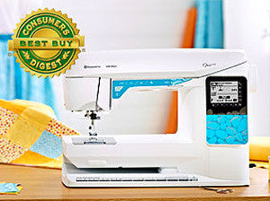 Husqvarna Viking Opal 670 Computerized Sewing Machine
