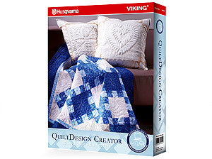 Husqvarna Viking Quilt Design Creator Software