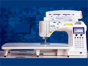 Juki Exceed HZL-F600 Computerized Sewing And Quilting Machine
