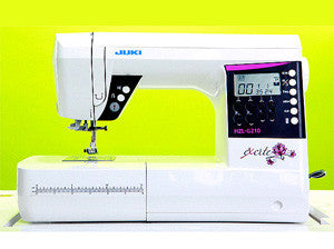 Juki Excite HZL-G210 Computerized Sewing And Quilting Machine