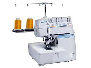 Juki MO-735 5/4/3/2-Thread 2-Needle Coverhem Serger