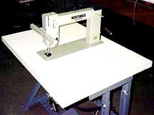 Nolting Quilting Bee Sit Down Quilting Machine