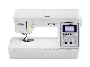 Brother NQ550PRW Innov-Ìs Sewing Machine 100 built in Stitches