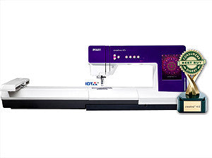 Pfaff Creative 4.5 Sewing And Embroidery Machine