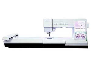 Pfaff Creative Sensation Pro Sewing And Embroidery Machine