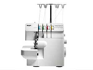 Pfaff Hobbylock 2.0 4/3/2-Thread Overlock Machine