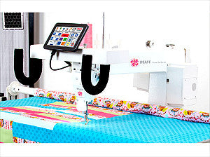 Pfaff PowerQuilter P3 Long Arm Quilting Machine