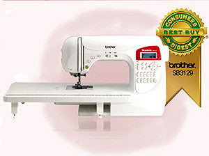 Simplicity SB3129 Computerized Sewing Machine