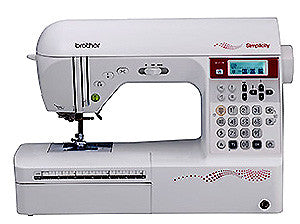 Simplicity SB4138 Computerized Sewing And Quilting Machine