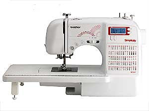Simplicity SB700T Computerized Sewing And Quilting Machine