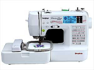 Simplicity SB7500 Sewing And Embroidery Machine