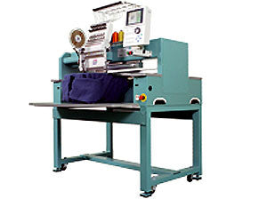 Tajima TFMX-C 601 6-Needle Single Head Embroidery Machine