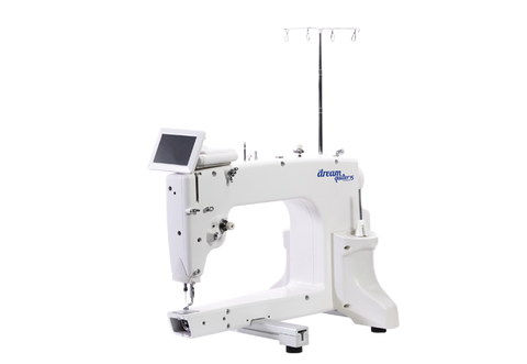 THE Dream Quilter 15S – Sit-Down Mid Arm Quilting Machine