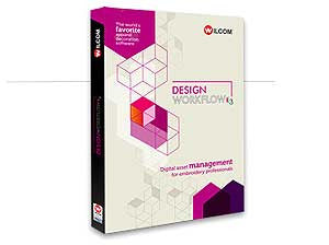 Wilcom Design Workflow Asset Management Software