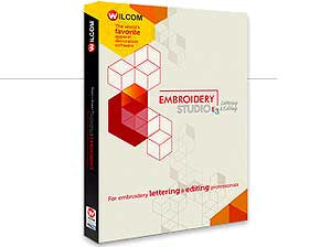 Wilcom Embroidery Studio e3 Lettering Software
