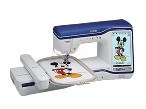 Brother XV8550D The Dream Machineô 2 Innov-Ìs Sewing, Quilting, Embroidery and Crafting Machine