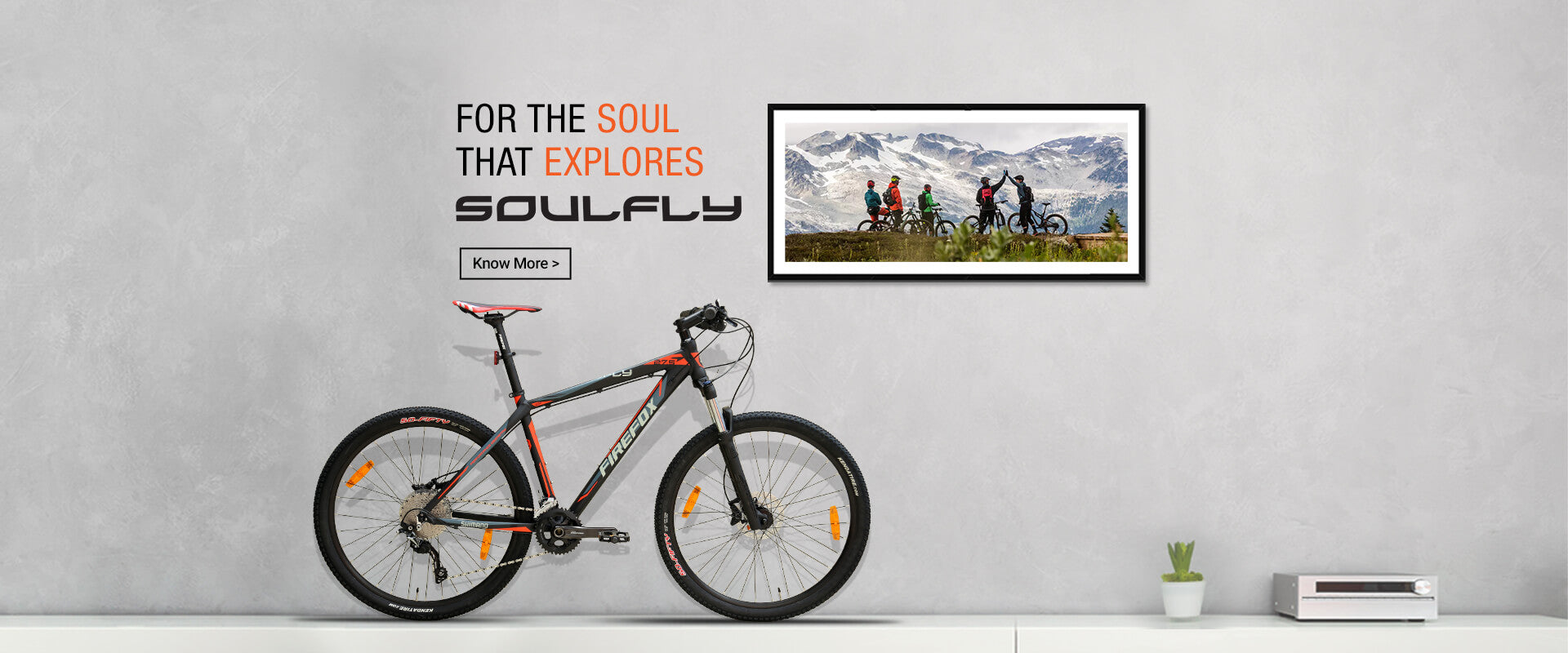 FIREFOX SOULFLY BICYCLE