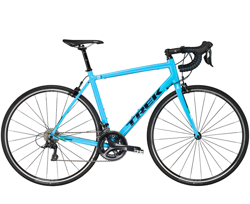 TREK 1.2 BLUE ROAD BICYCLE
