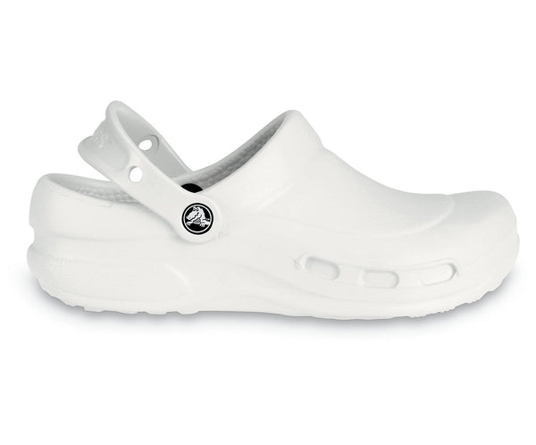 CROCS WORK SPECIALIST ADULT WHITE CLOG