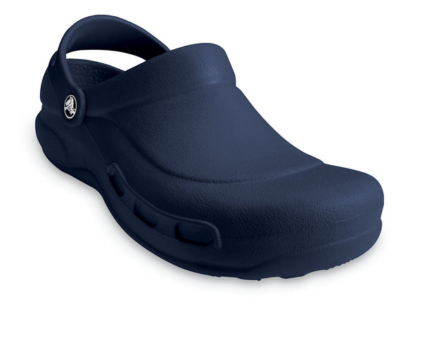 CROCS WORK SPECIALIST ADULT NAVY CLOG