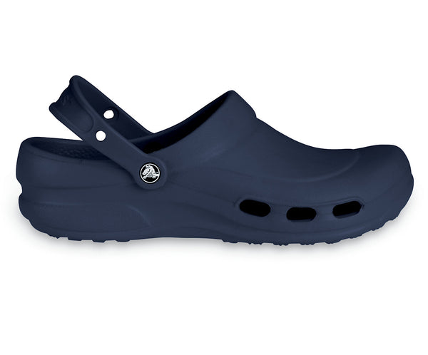 CROCS WORK SPECIALIST VENT ADULT NAVY CLOG