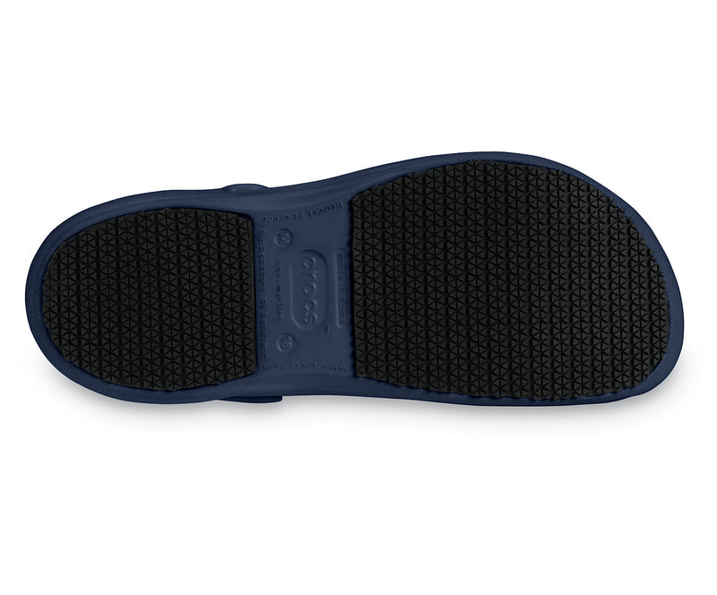 CROCS WORK BISTRO ADULT NAVY CLOG