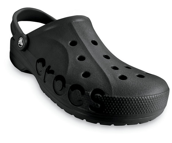 CROCS BAYA ADULT BLACK CLOG