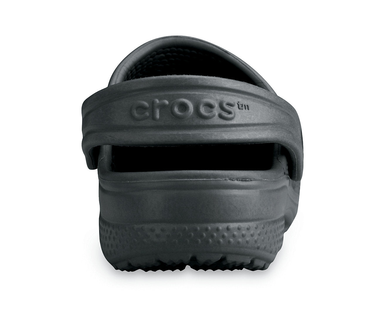 CROCS BAYA KIDS BLACK CLOG
