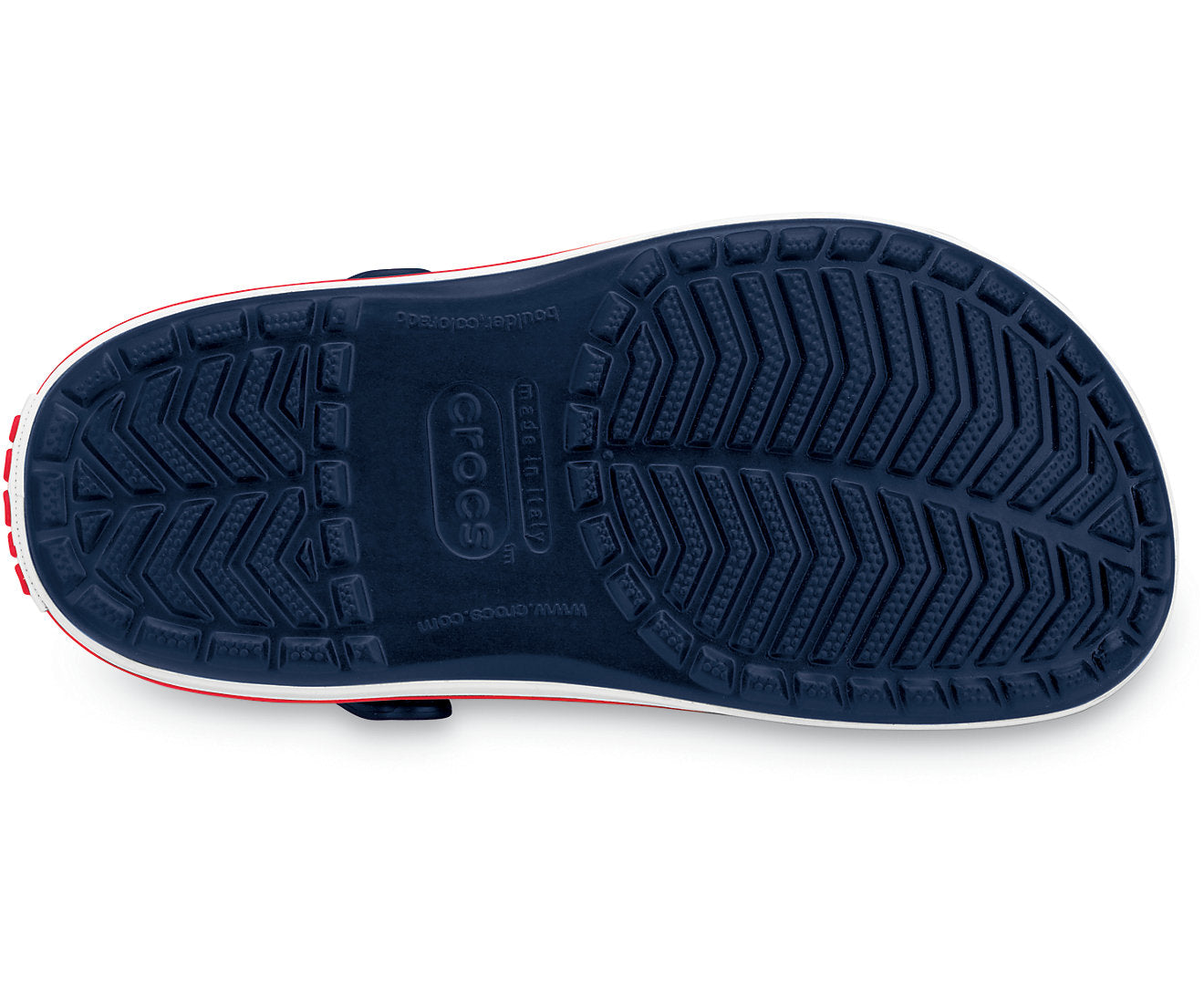 CROCS CROCBAND ADULT NAVY CLOG
