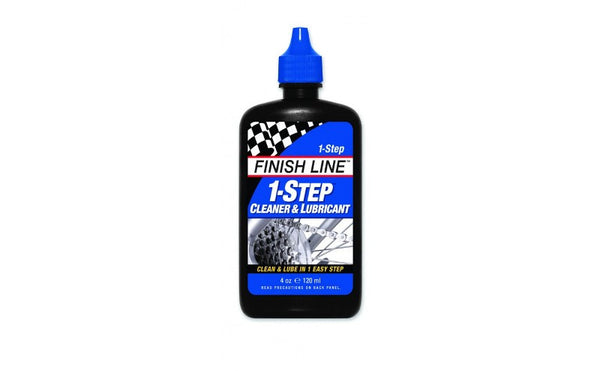 FINISHLINE Lubricants - 1-STEP CLEANER & LUBRICANT 4OZ