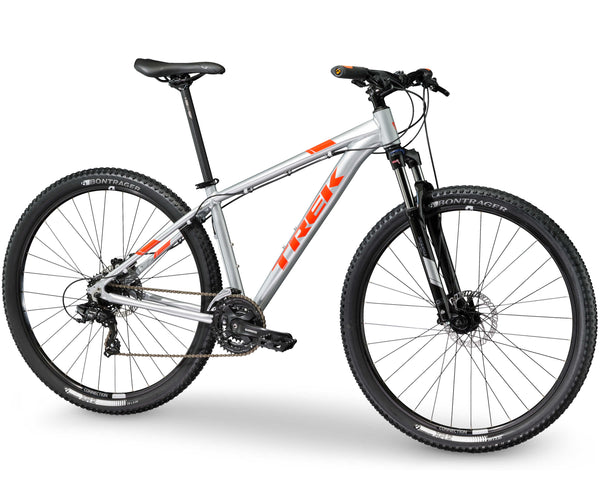 TREK MARLIN 5 29ER SILVER BICYCLE