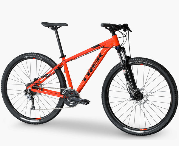 TREK MARLIN 7 29ER ORANGE BICYCLE
