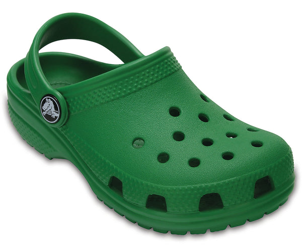 CROCS CLASSIC KIDS GREEN CLOG