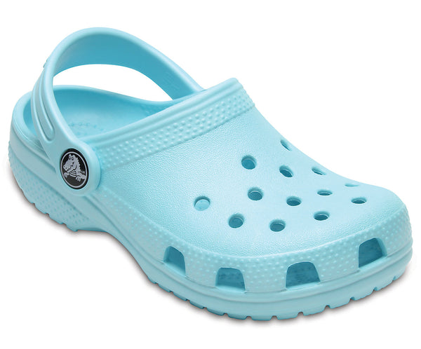 CROCS CLASSIC KIDS ICE BLUE CLOG