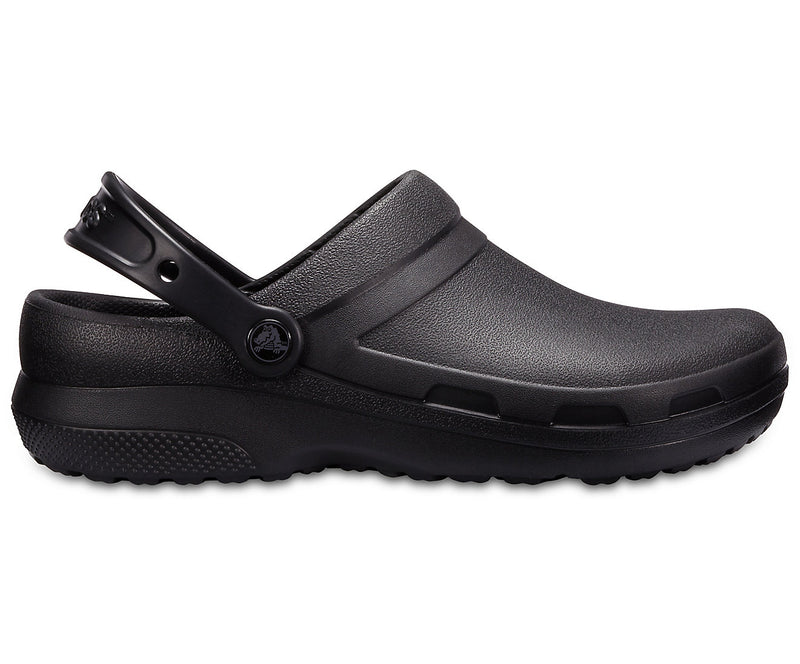 CROCS WORK SPECIALIST 2 ADULT BLACK CLOG