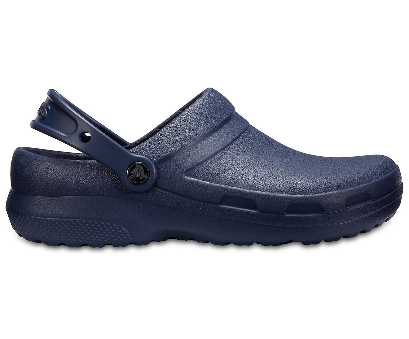 CROCS WORK SPECIALIST 2 ADULT NAVY CLOG