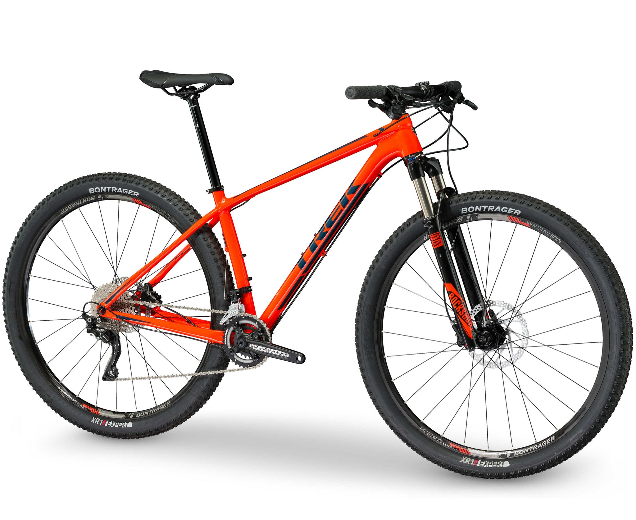 TREK SUPER SALE SUPERFLY 5 29ER ORANGE BLUE BICYCLE